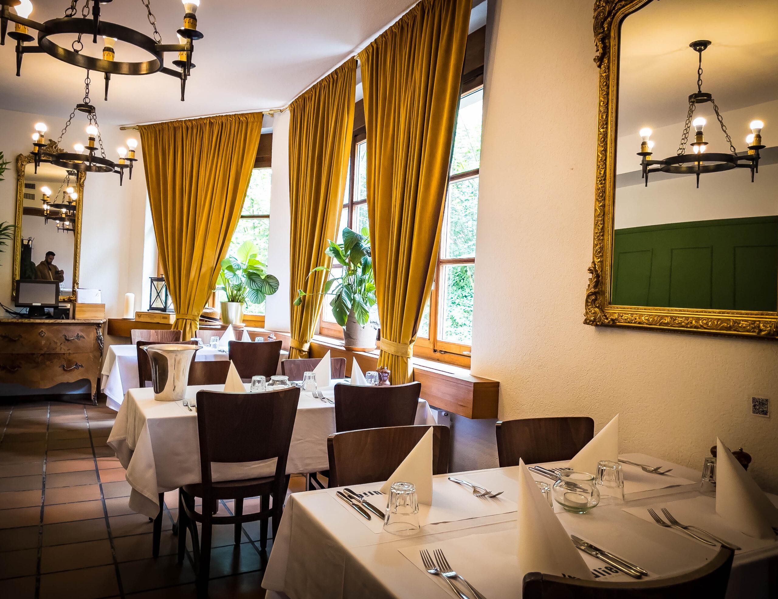 Erlachstrube Restaurant Beaulieu Bern