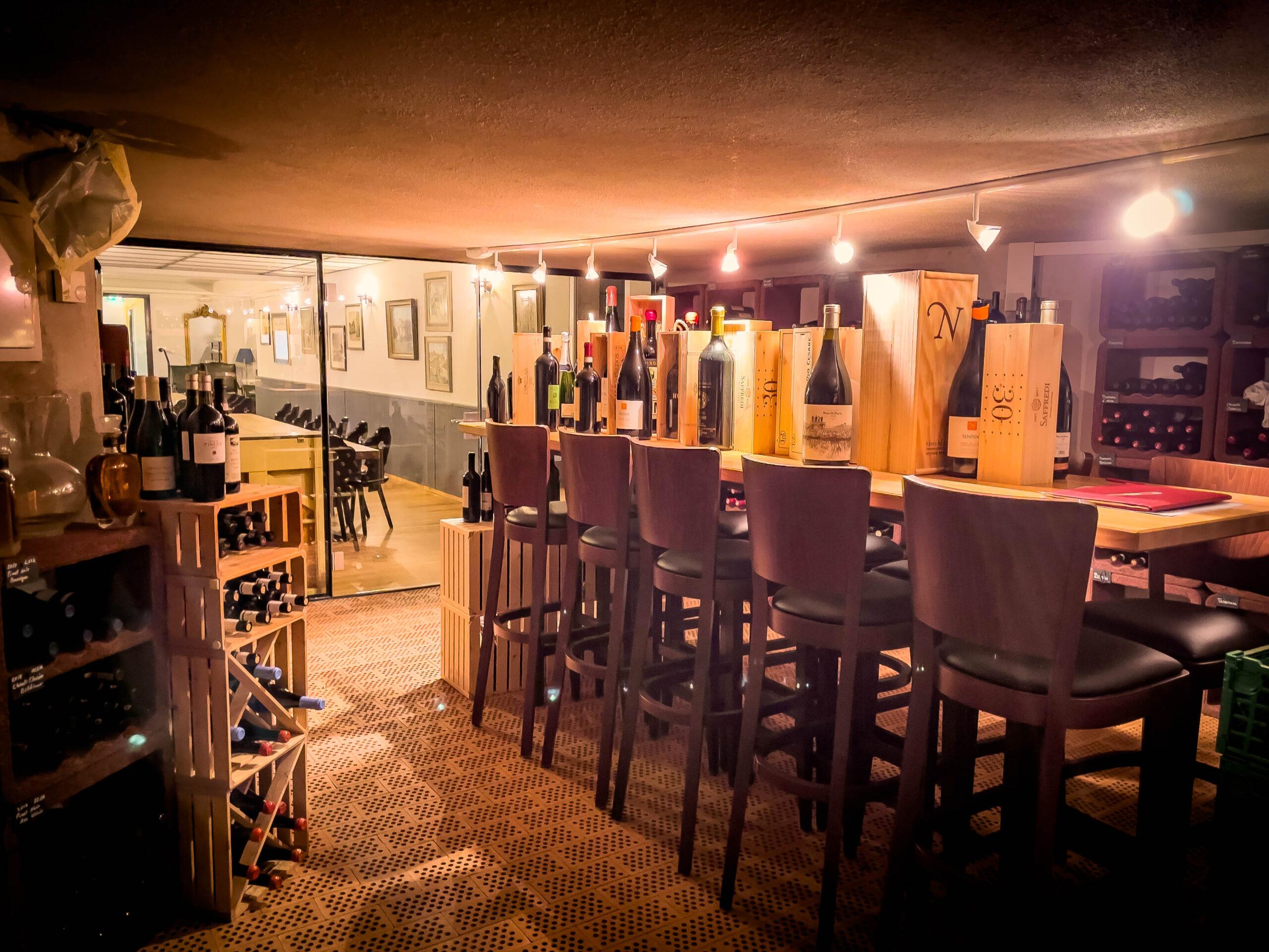 Weinkeller Restaurant Beaulieu Bern