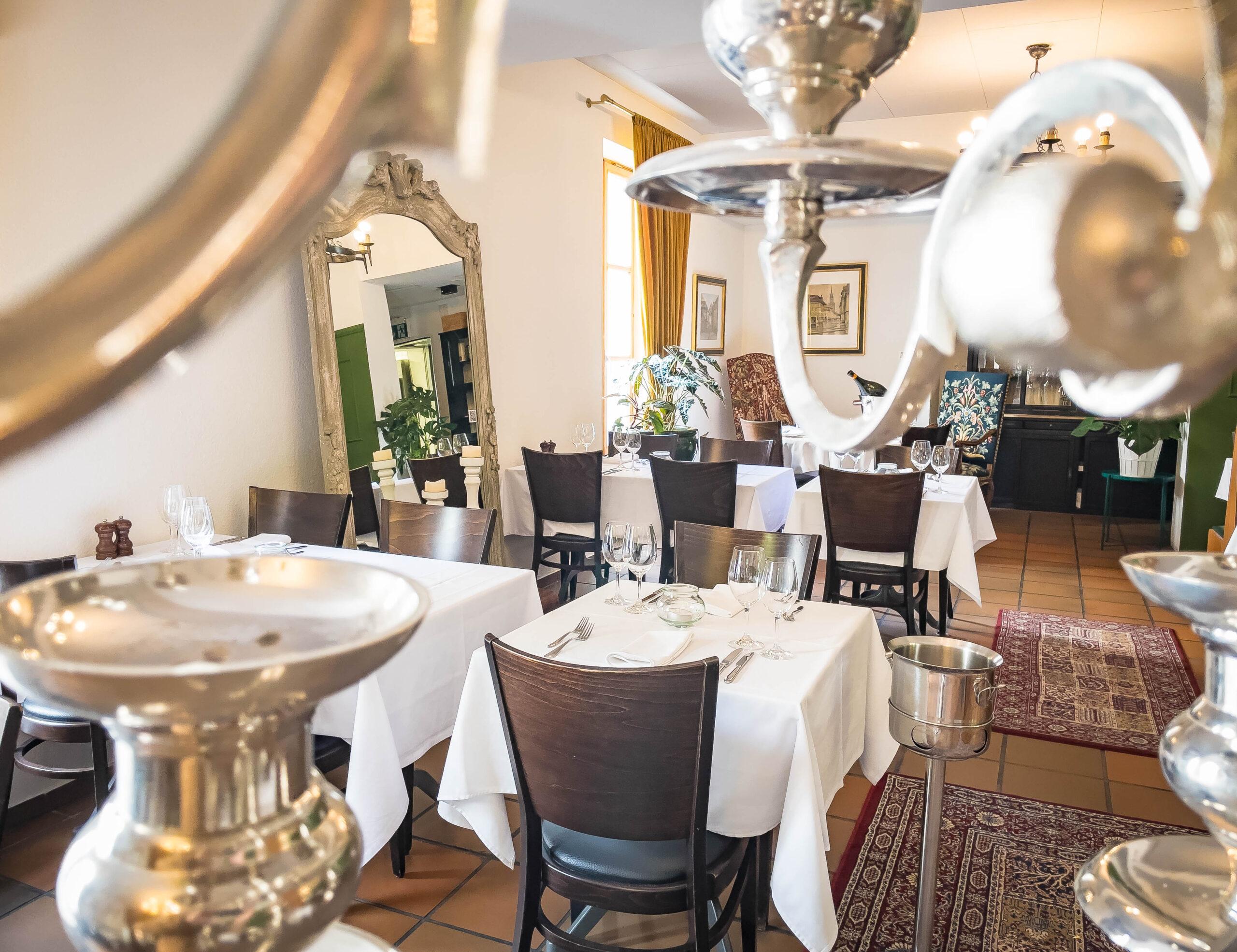 Salon Chatillon Restaurant Beaulieu Bern